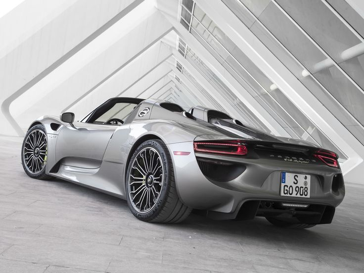 porsche 918 spyder black wallpaper. 2014 porsche 918 spyder black wallpaper