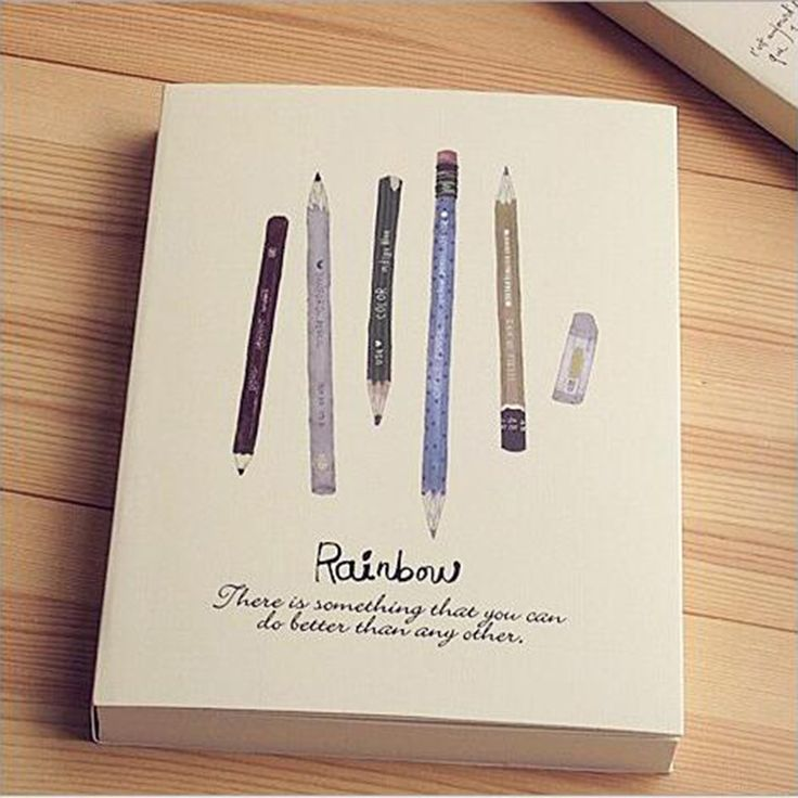 compare prices b5 vintage blank notebook creative high quality student diary daily painting graffiti #student #planners