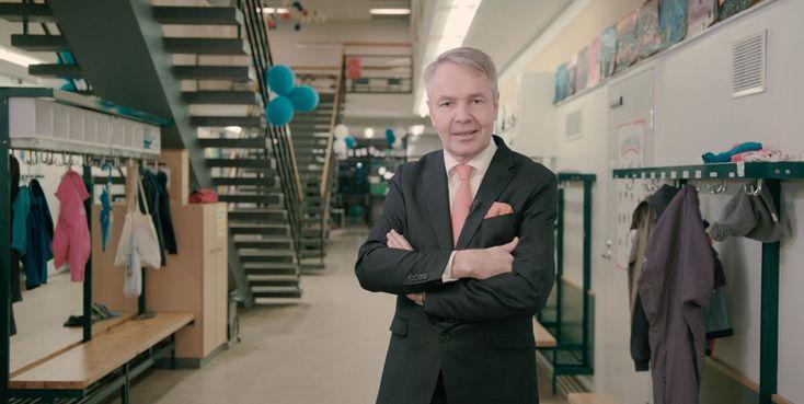 The official campaign site of president candidate Pekka Haavisto on Haavisto 2018