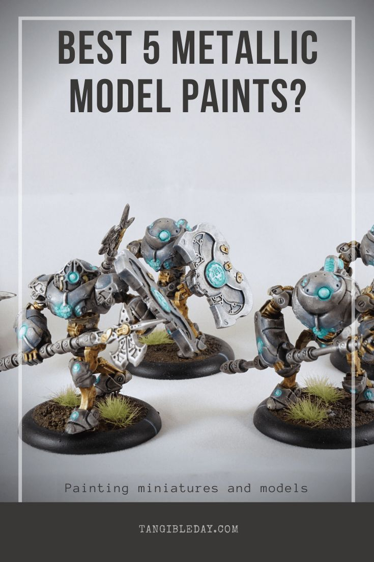 how to paint miniatures with an airbrush