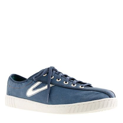 Tretorn® for J.Crew waxed Nylite sneakers