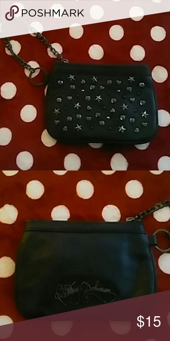 Women's wristlet Nice gently used Betsey Johnson Bags Clutches & Wristlets