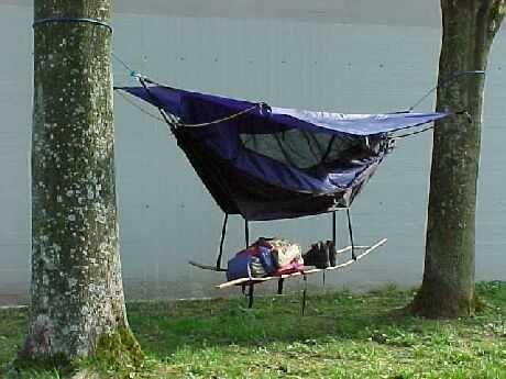 Camping hammocks | Hammock Tent - GadgetGrid