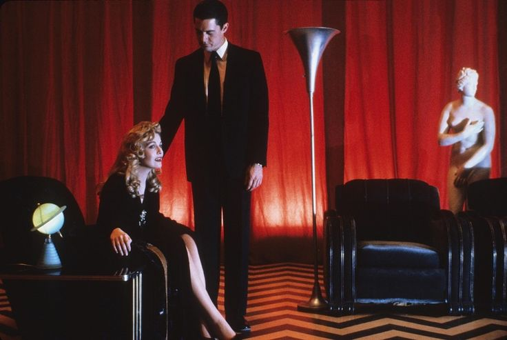 As with anything involving David Lynch, there is a 'woman in trouble' theme to Twin Peaks. The show was made after Lynch failed to secure the rights to a screen adaptation of Marilyn Monroe's biography Goddess, and perhaps it is no coincidence that both Monroe and Laura Palmer reveal in their diaries that they were having an affair with an important man before their deaths. The Audrey Horne character (Sherilyn Fenn) laid the seeds for Naomi Watts' character in Mulholland Dr. (2001), again…