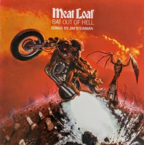 Meatloaf  Bat Out of Hell CD   2001 Sony BMG Music Entertainment.  Tested. Plays Great.   See now:  Cassette and Video Corner