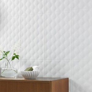 TacTile White  #TedBaker #tiles #interiors