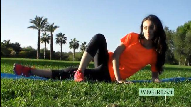 17 migliori idee su cosce toniche su pinterest for Dimagrire interno coscia benessere 360