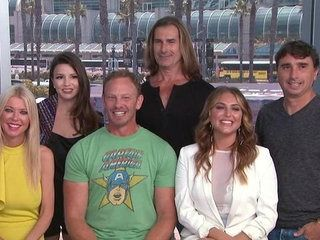 Comic-Con 2017: 'Sharknado 5' Cast Talk Cameos and 'Insane' International Production