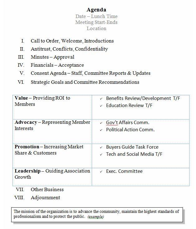 Pin oleh drive di template Meeting agenda template, Templates, dan