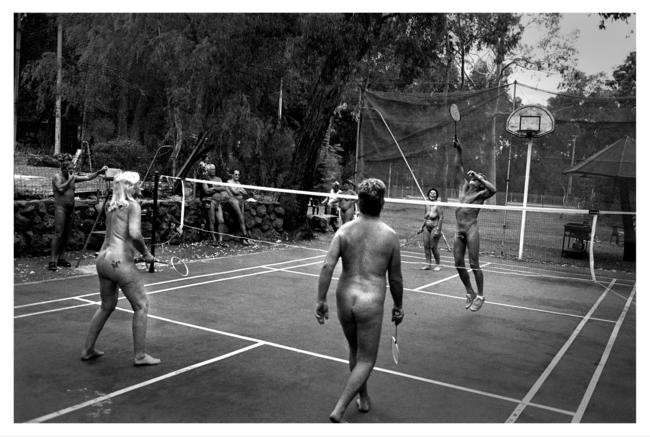 Nudist camps in south america