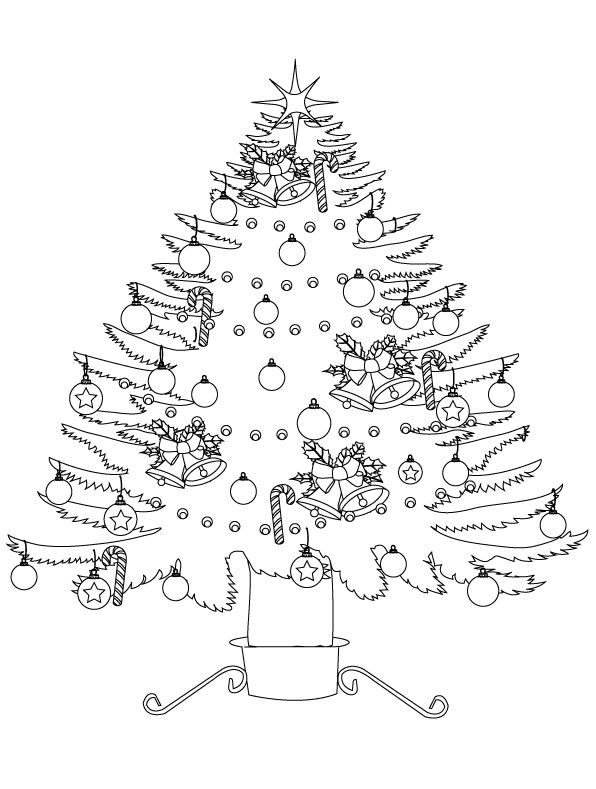 Christmas Fancy Nancy Coloring Pages