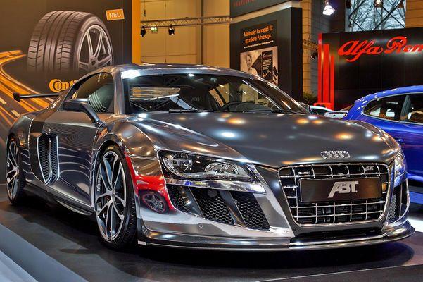 Motorshow Essen - Audi