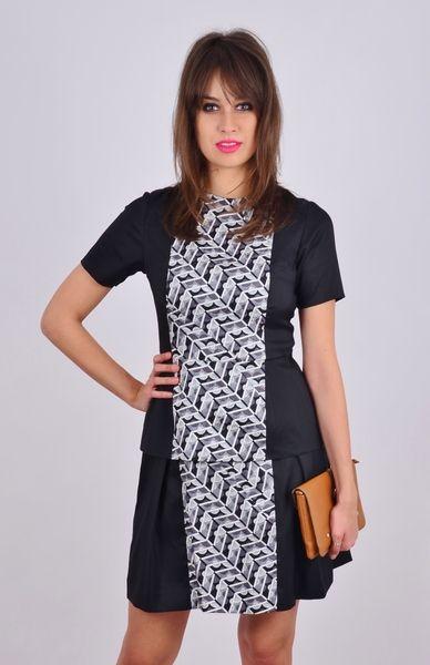 Elegancki dwuczęściowy komplet  w NAT Fashion Room na DaWanda.com
