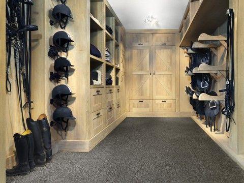 Sattelkammer, Qualität und Langlebigkeit - SeBo Interior & Equipage