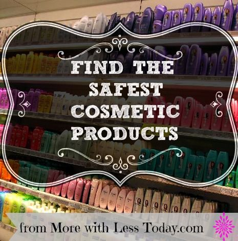 How to find the safest cosmetic products, paraben-free make-up, Sephora + Paraben free, Ulta + Paraben free, paraben-free makeup online, no paraben makeup