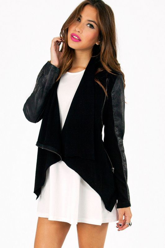 Blank Private Practice Jacket ~ TOBI