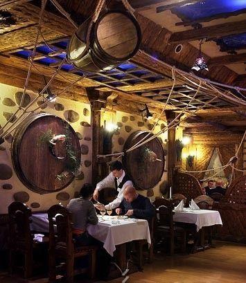 Бар-ресторан «Петр Великий». Фотогалерея