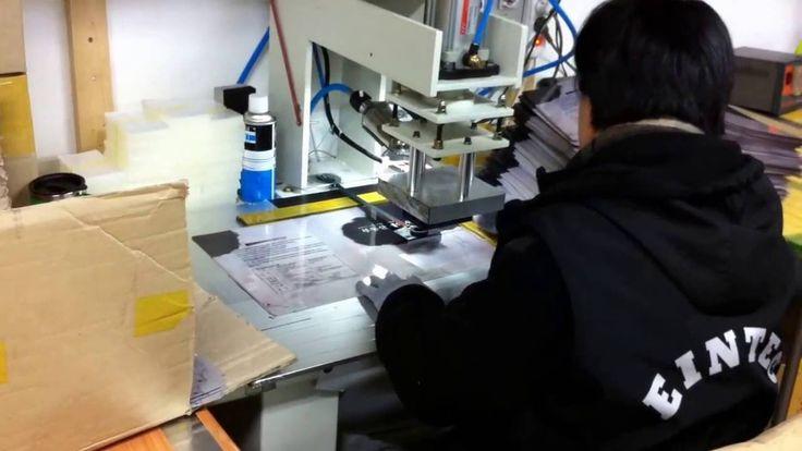 L홀더-명함꽂이 부착 - 아인텍코퍼레이션