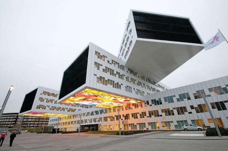 21 Amazing Designs of Architecture