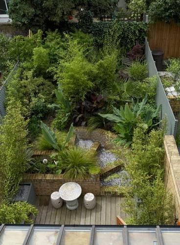 Jard n selv tico vista favorite places spaces - Illescas garden ...