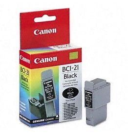 Canon BCI-21 BCI-24 Zwart