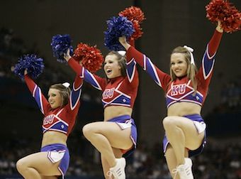 Connecticut high school cheerleaders: Rocks Chalk, Connecticut Cheer, Rugby Ball, Cheerleading Colleges, Schools Cheerleading, Schools Boards, High Schools