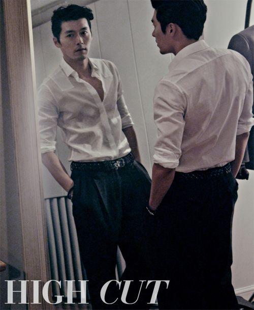 2014.04, High Cut, Vol. 124, Hyun Bin