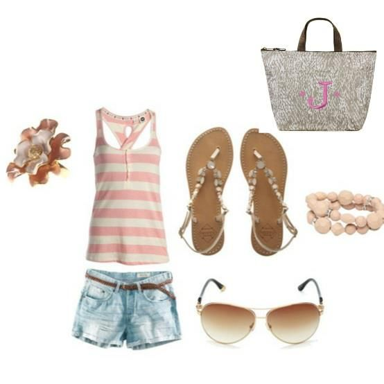 Tweens and Teens love their sandals, sunglasses and fashion jewelry....Add a lunch tote from thirty-one and they're set! $15 www.mythirtyone.com/dianecaudill