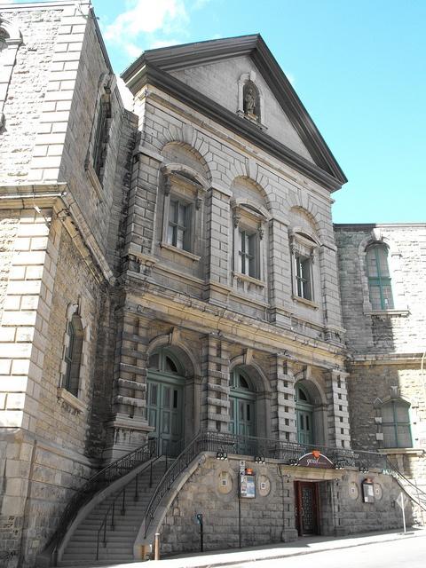 Montreal, Quebec Gesu Catholic Church