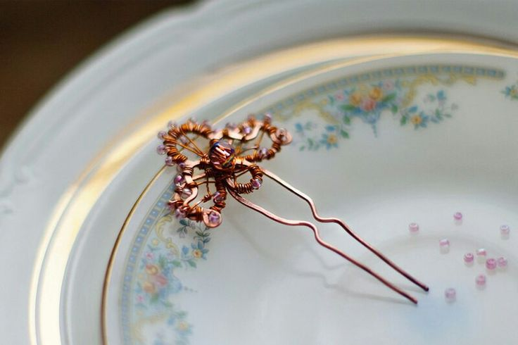 Hair pin for sale 10$  #бохо #gipsy #bohochic #darkboho #witch #witchy #fantasy #handmade