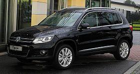 Volkswagen Tiguan – 2009