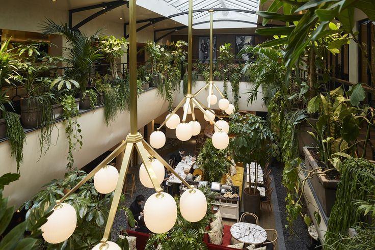 Top 38 des restaurants insolites à Paris