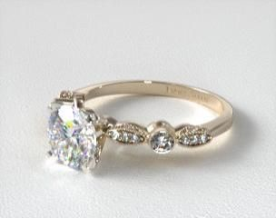 Designer Engagement Rings | An Exclusive Collection From James Allen - Mobile