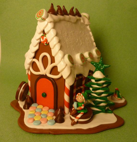 324 Best Images About Gingerbread Houses On Pinterest