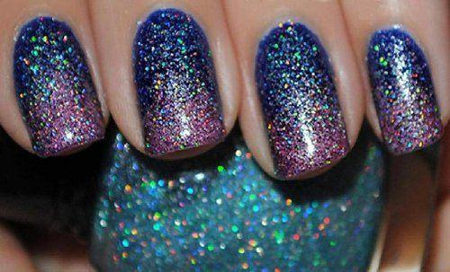 Serious sparkle.