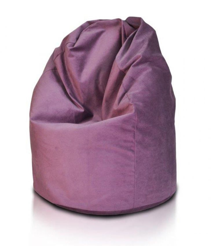 #Sitzack Sako Amore #Plush In Moderne #Farbe   #violett . Extrem #
