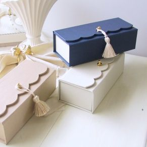 boîtes festonnées More