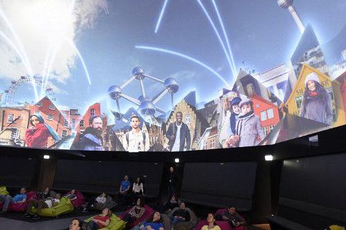 Digitales 360° Kino im Europa-Park von Zenvision und Triad - BlachReport - Trends und Tendenzen in der Live-Kommunikation