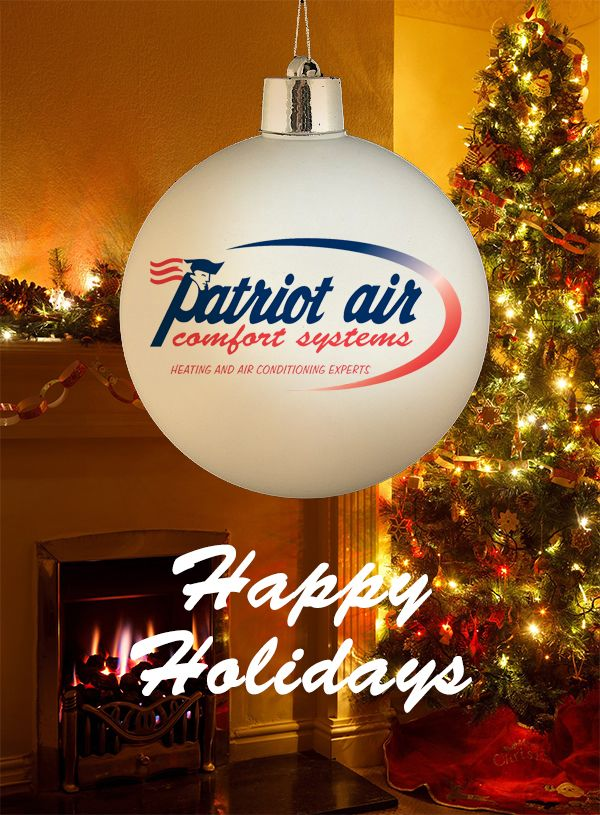 Wishing our customers and friends a joyous holiday season! #holidays #PatriotAir