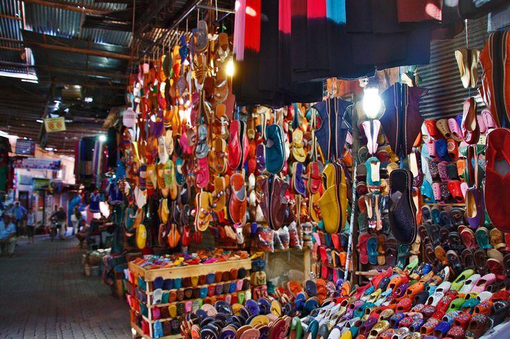 Die Märkte in Marrakesch sind atemberaubend!