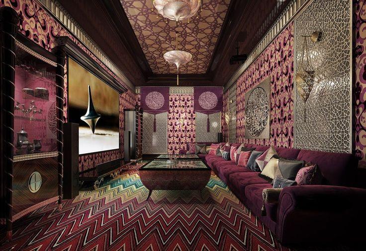 Дом в стиле Арт-Деко