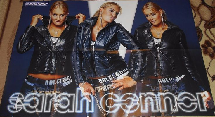 Sarah Connor - Magazine XXL Movie Poster