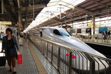 Kyoto to Tokyo by Train or Plane? - Kyoto - Japan Travel - Tourism Guide, Japan Map and Trip Planner