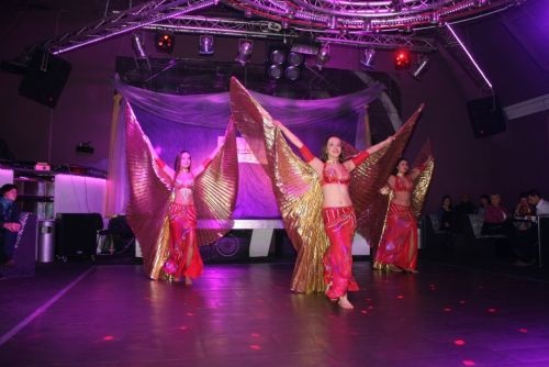 Caramel Belly Dance on Saida Orient Party