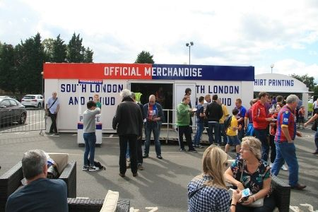 Crystal Palace Official Merchandise Shop