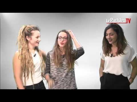 L.E.J répond à nos questions en chantant - YouTube