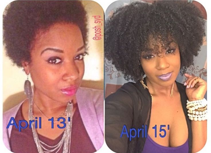 Natural Hair Growth Regime For Black Women