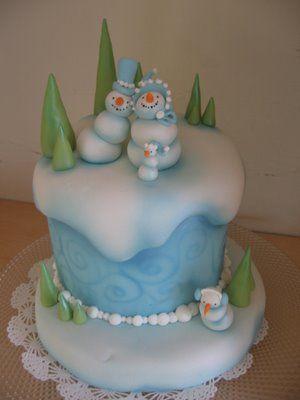 Winter Cake -