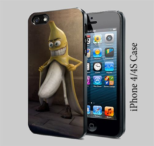 Funny Banana - iPhone 4/4S Case