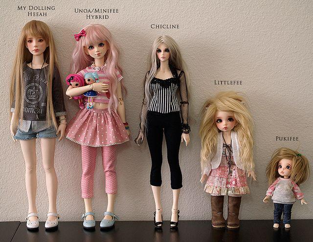 Barbie Vs. Lammily: Compare and Contrast